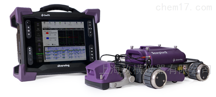 干耦合超声自动爬行连续测厚系统