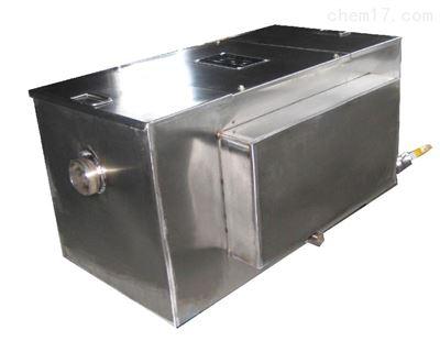 地埋式气浮式隔油池