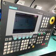 西门子802C系统开机黑屏修复诊断方案