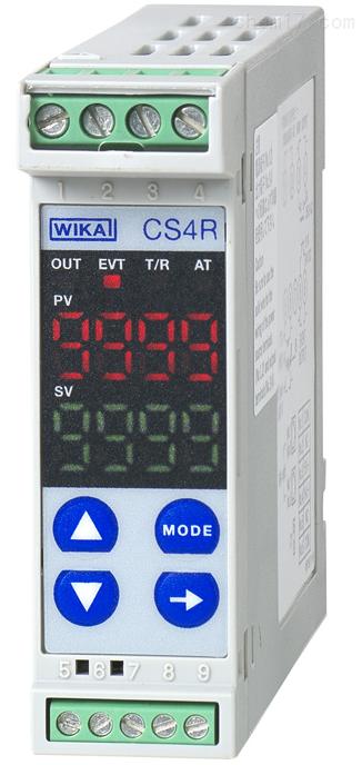 德国WIKA威卡代理温度控制器轨道安装式
