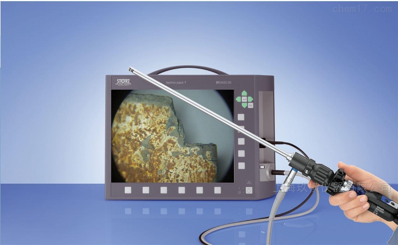 德国视拓工业级硬性直杆镜和光纤镜