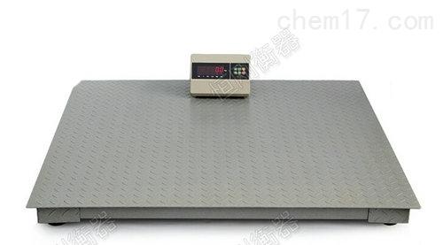 标准型单层地磅秤,接大屏幕电子磅