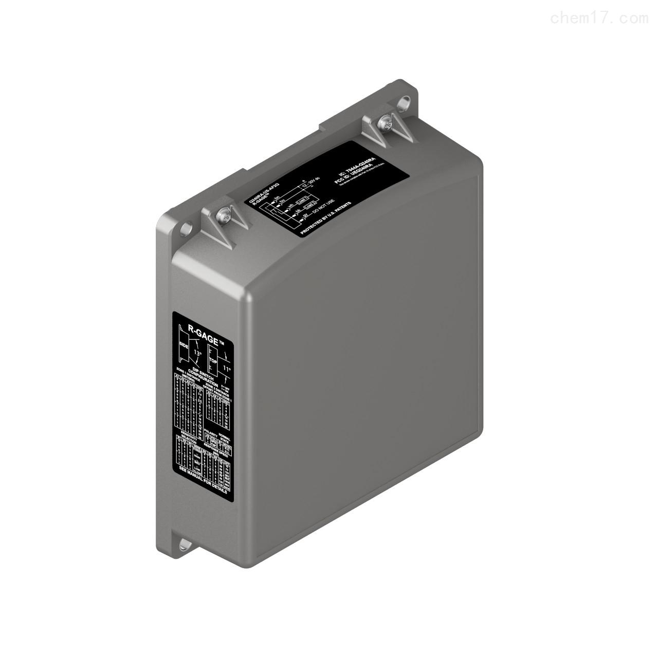BANNER邦纳双感应区雷达传感器