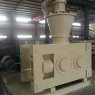 漂白粉大干法辊压造粒机