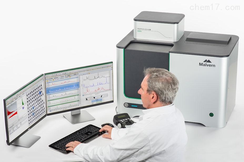 全自动粒度粒形和化学组分分析仪