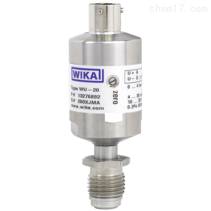 威卡WIKA压力变送器