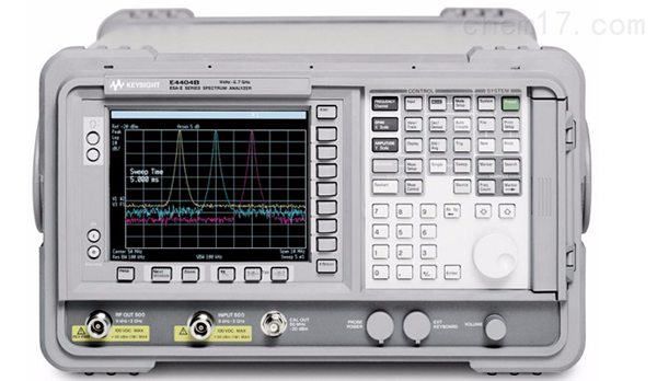 维修安捷伦E4404B频谱分析仪