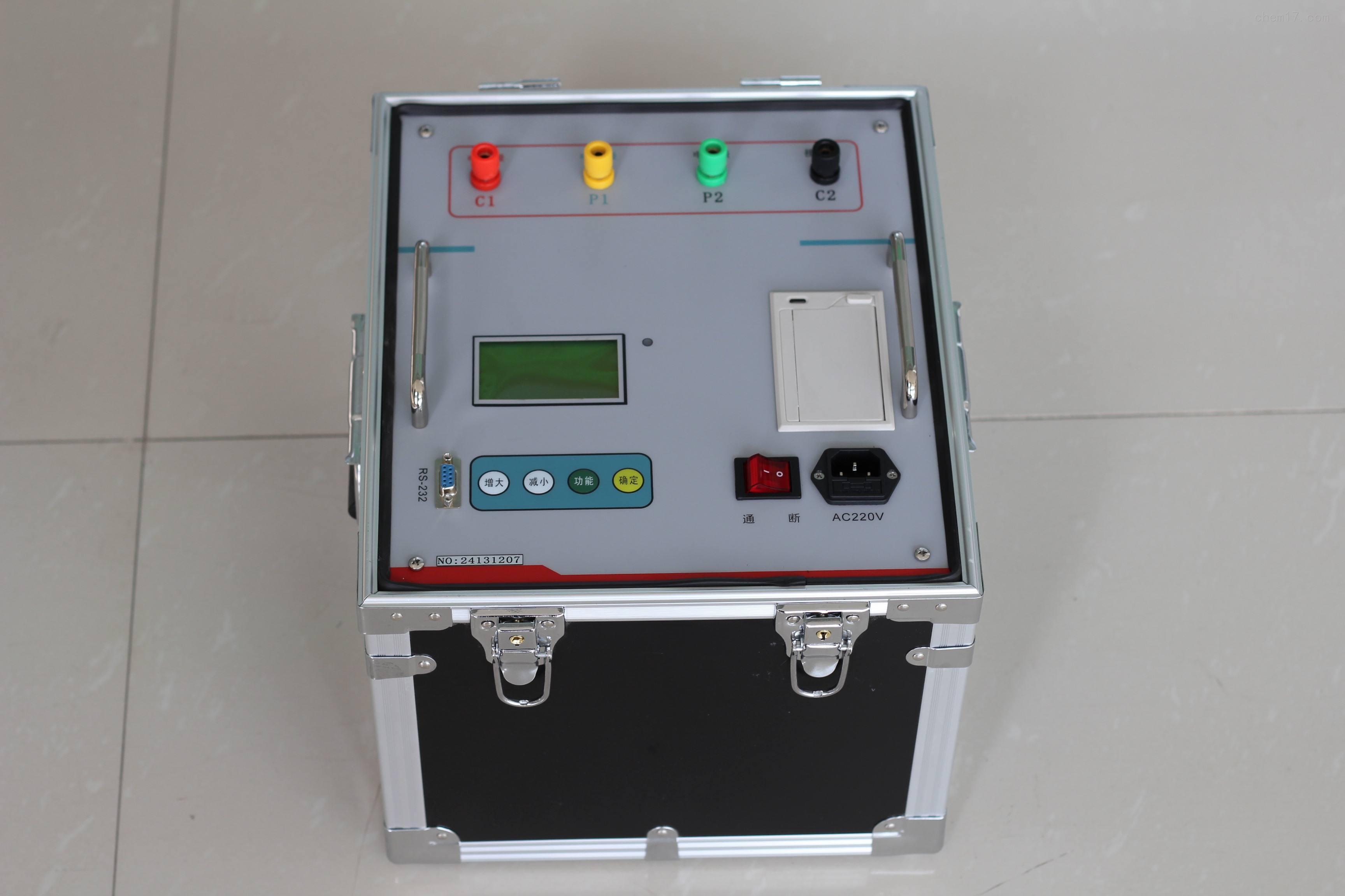 5A大地网接地电阻测试仪厂家供应