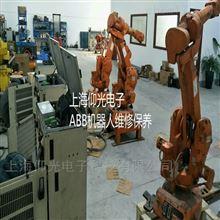 全系列ABB机器人示教器控制器故障维修