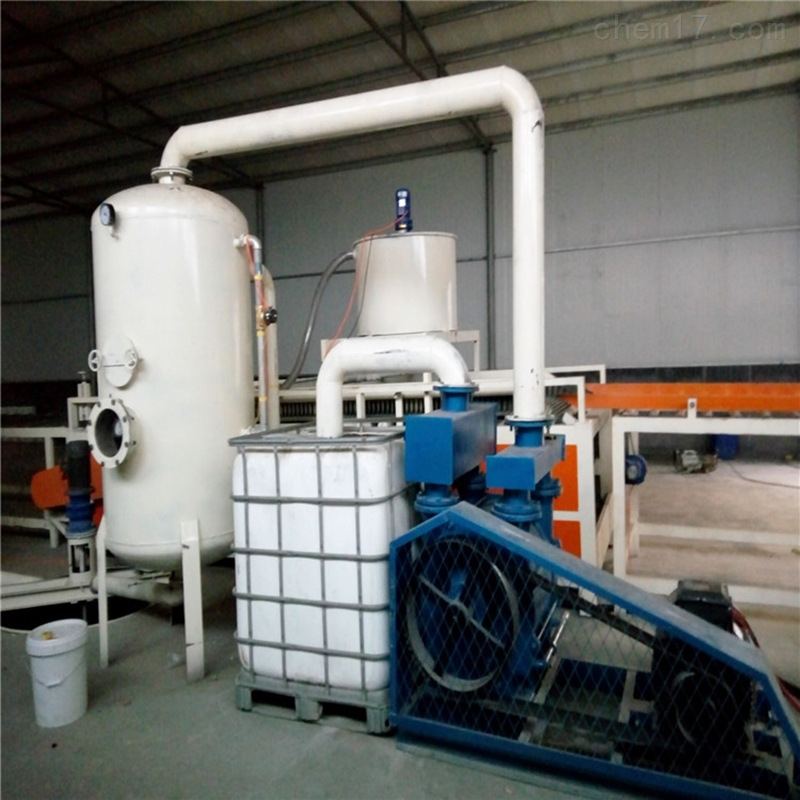 可定制吸附防火聚苯改性硅质保温板设备