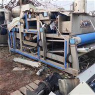 回收闲置二手带式压滤机