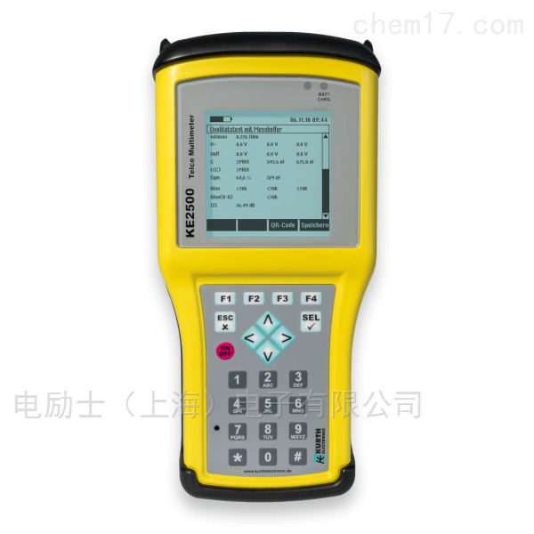 铜线故障测试仪_通信万用表KE2500