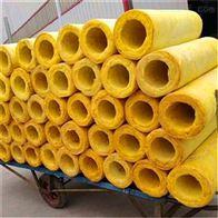 DN80内径89复合铝箔贴面玻璃棉管厂家