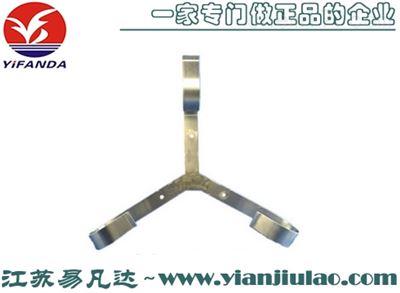 不锈钢安卓版圈固定式悬挂组合支架