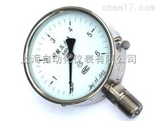 YTS- 153耐酸压力表