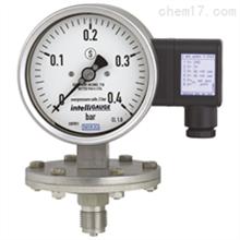 PGT43.100, PGT43.160德国WIKA威卡带电信号输出的膜片式压力表