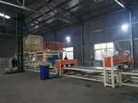 KL-58大型机制砂浆纸岩棉复合板设备成熟工艺