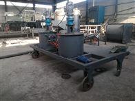 KL-90水泥发泡保温板设备与转角切割锯使用说明