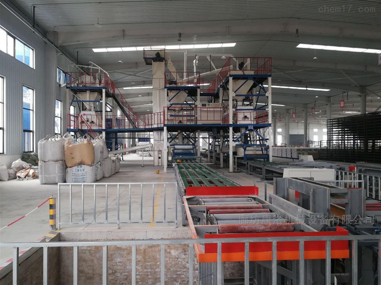 FS复合保温免拆模板设备价格优惠
