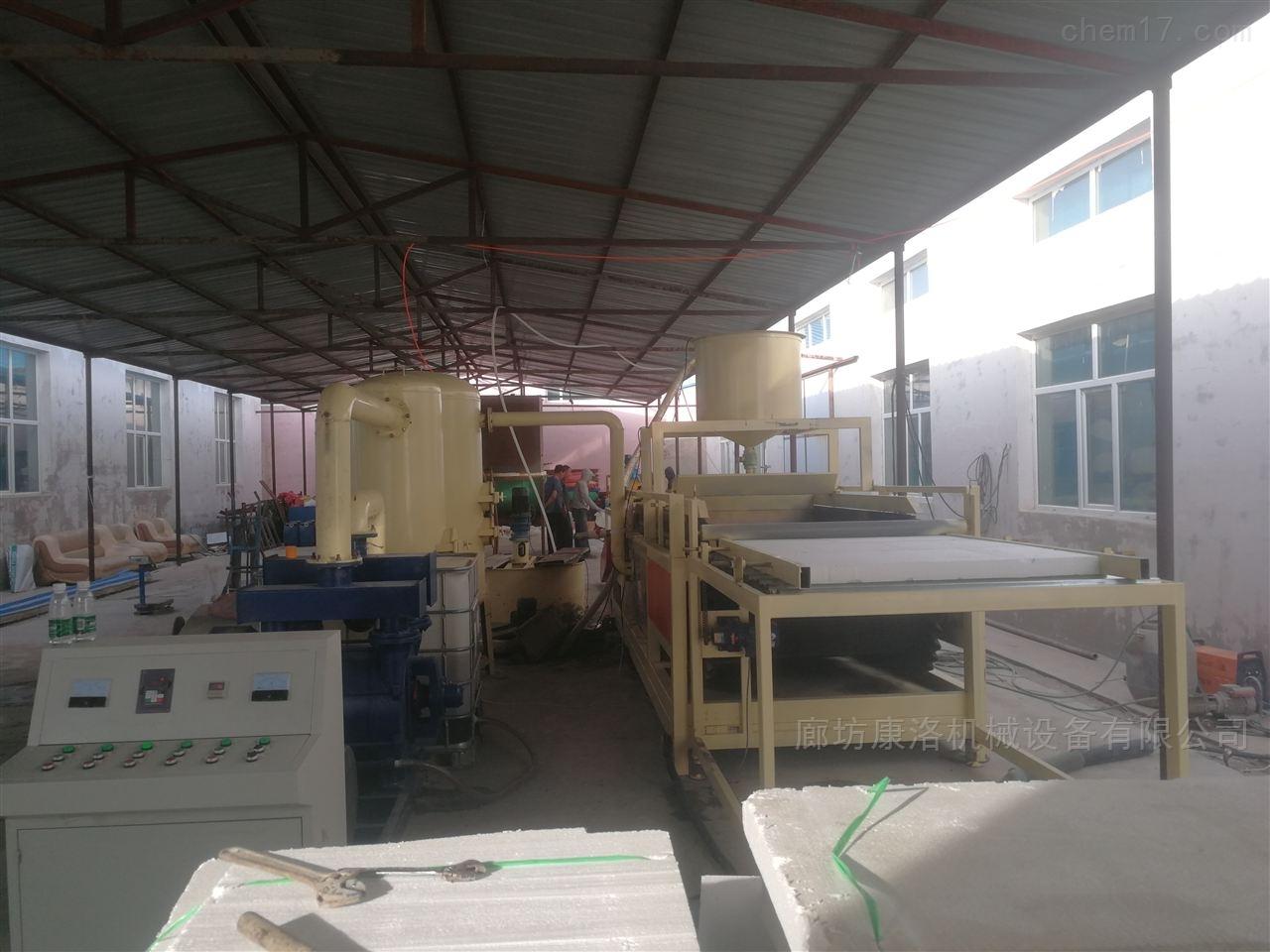 硅质板设备(EPS)聚合聚苯板生产线大城