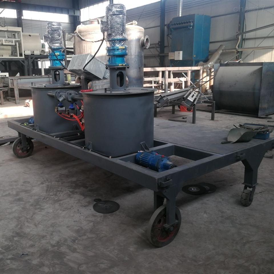 水泥发泡保温板生产线设备
