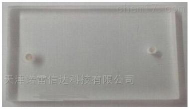 方形氟化钙窗口片CaF2进口液体池用specac