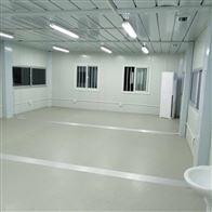 HZD青岛负压隔离病房建设与装修