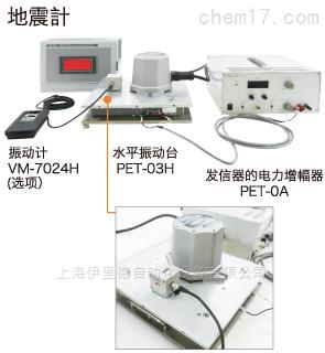 日本IMV地震計检查装置系统