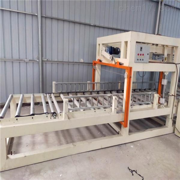 水泥基匀质板切割锯 切割机设备使用教程