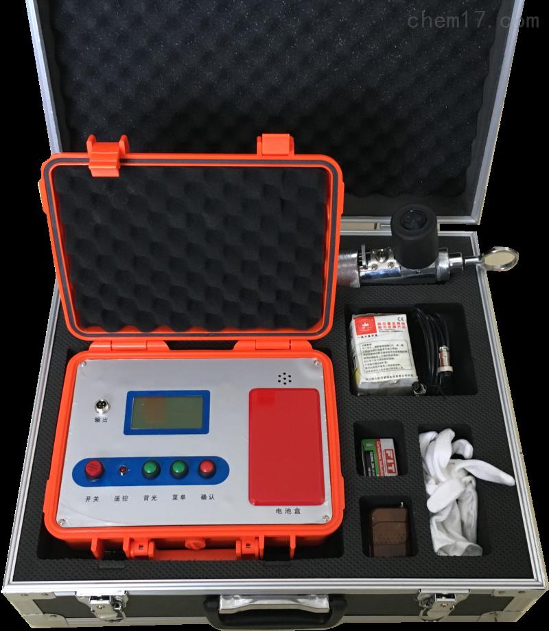 地桩式接地土壤电阻率测试仪