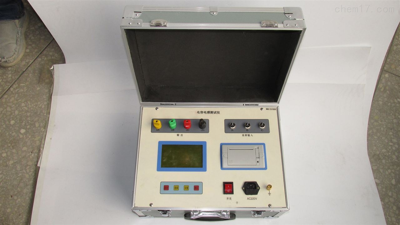 全自动电容电流测试仪(PT开口三角法)