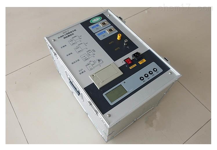 全自动抗干扰介质损耗测试仪价格