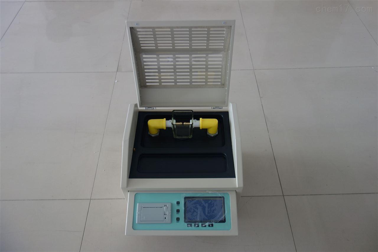 绝缘油耐压试验测试仪带打印