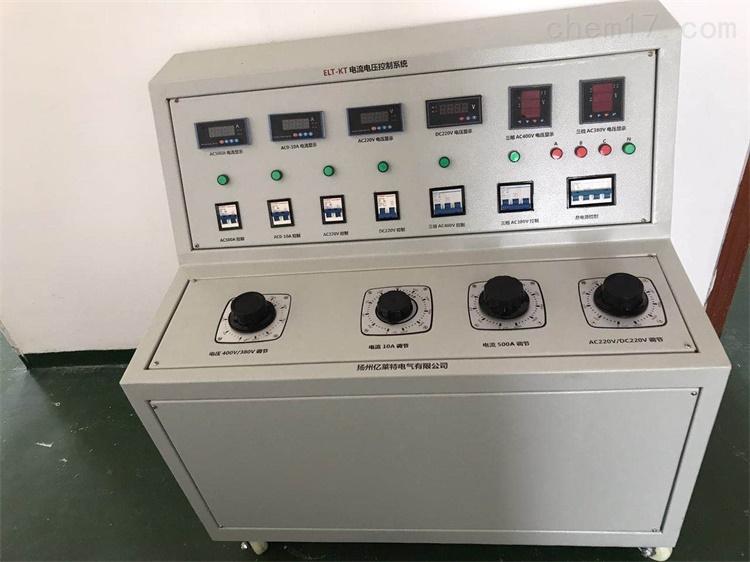 高低压开关柜通电试验台_高压耐压试验设备
