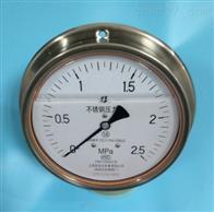不锈钢耐震压力表 Y-150BFZ