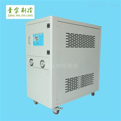 QX-6W-LT零下40度超低温水冷式冷水机