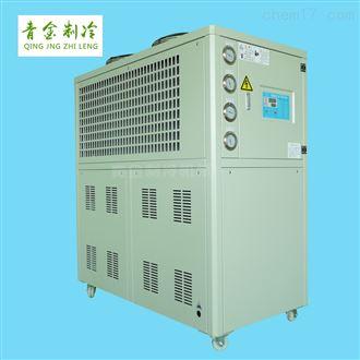 QX-8A冷水机循环降温高低压塑料吹膜生产设备