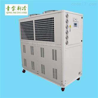 QX-25A果冻产线冷却风冷式冷水机