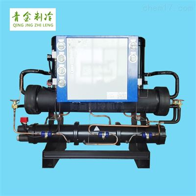 QX-30W水冷式开放冷水机循环冷却粉末涂装机