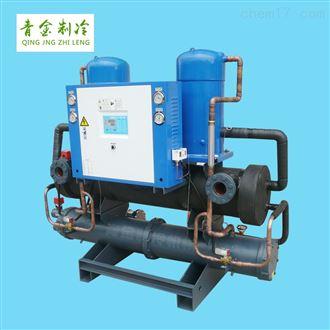 QX-80W80匹水冷式工业冷水机