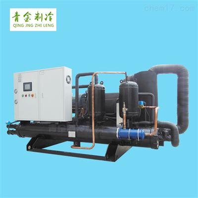 QX-100HP大型螺杆式低温冷水机