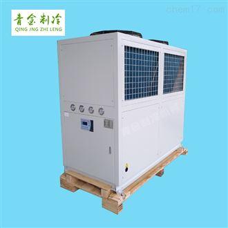 QX-25A风冷式高效冷水机装置粉末涂装冷却