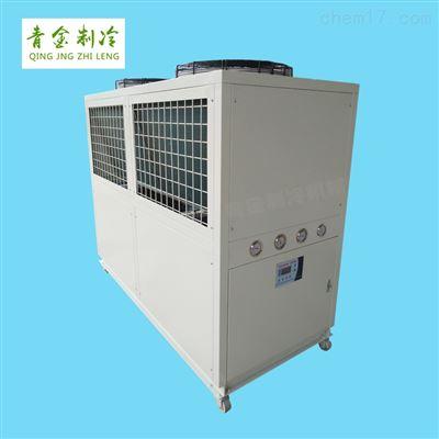 QX-10A-LT甘肃风冷工业低温乙二醇冷水机