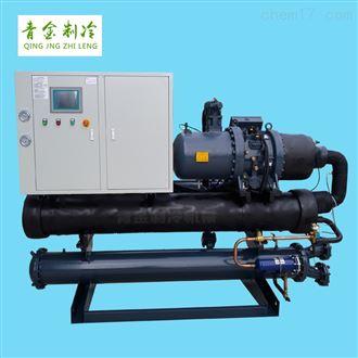 QX-180WS注塑吹瓶大型水冷式螺杆冷水机