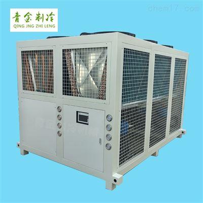 QX-100HP风冷式螺杆冷水机100匹
