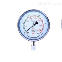 不锈钢耐震压力表Y-60BFZ