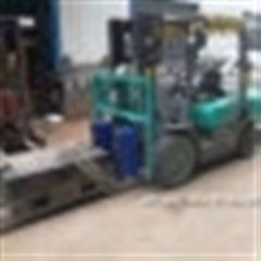 1t2T3T上海燃油叉车加装称重系统多少钱