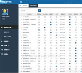 CSAS感官分析软件系统
