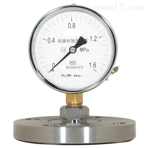 Y150系列 高压压力表