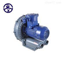 旋涡式高压防爆气泵
